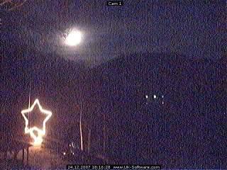 Webcambild vom 24.12.2007